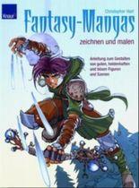Fantasy-Mangas zeichnen und malen