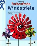 Farbenfrohe Windspiele