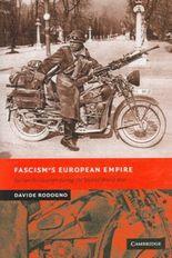 Fascism's European Empire