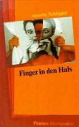 Finger in den Hals