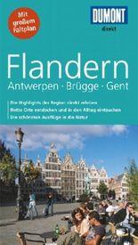 Flandern /Antwerpen, Brügge-Gent