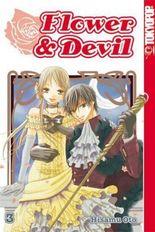 Flower & Devil 03