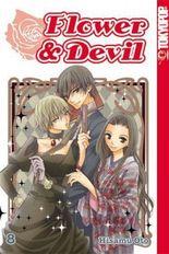 Flower & Devil 08