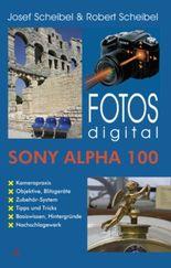 Fotos digital - Sony Alpha 100