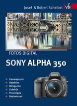Fotos digital - Sony Alpha 350