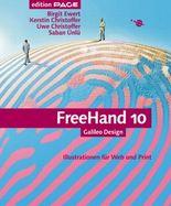 FreeHand 10, m. CD-ROM