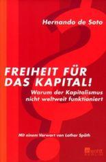 Freiheit für das Kapital!