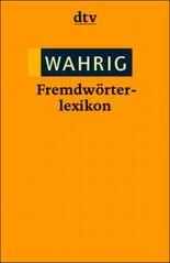 Fremdwörter-Lexikon, neue Rechtschreibung