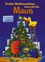 Frohe Weihnachten, wünscht die Maus