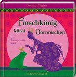 Froschkönig küsst Dornröschen