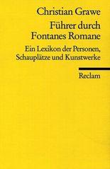 Führer durch Fontanes Romane
