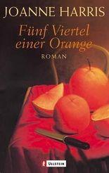 Fünf Viertel einer Orange