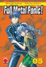 Full Metal Panic. Bd.5