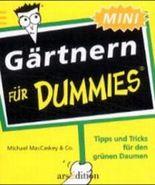 Gärtnern für Dummies