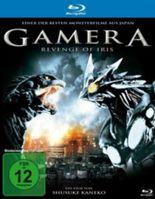 Gamera - Revenge of Iris, 1 Blu-ray