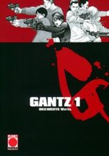 Gantz, Band 1