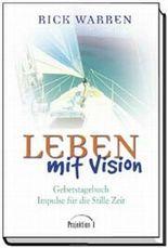 Gebetstagebuch - Leben mit Vision