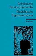 Gedichte des Expressionismus