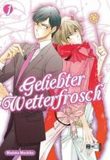 Geliebter Wetterfrosch 01