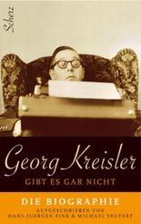 Georg Kreisler gibt es gar nicht, m. Audio-CD