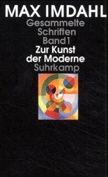 Gesammelte Schriften. Band 1: Zur Kunst der Moderne. Band 2: Zur Kunst der Tradition. Band 3: Reflexion. Theorie. Methode