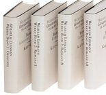 Gesammelte Werke in acht Bänden
