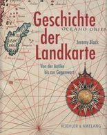 Geschichte der Landkarte