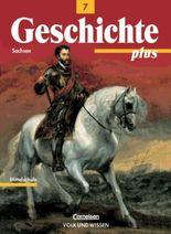 Geschichte plus, Lehrbuch, Ausgabe Mittelschule Sachsen
