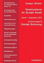 Gesetzestexte für Soziale Arbeit