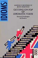 Getting on Top of Idiomatic Verbs