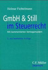 GmbH & Still im Steuerrecht