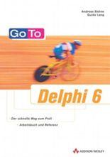 Go To Delphi 6, m. CD-ROM