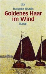 Goldenes Haar im Wind