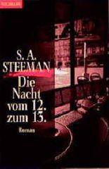 Goldmann Krimi, Bd.36, Die Nacht vom 12. zum 13.