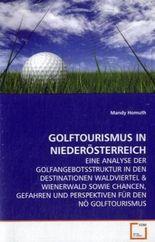 GOLFTOURISMUS IN NIEDERÖSTERREICH