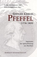 Gottlieb Konrad Pfeffel (1736-1809)