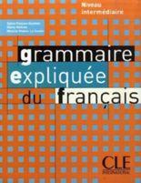 Grammaire expliquée du francais