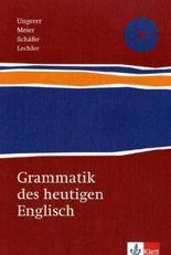 Grammatik des heutigen Englisch