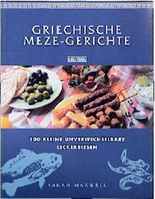 Griechische Meze-Gerichte