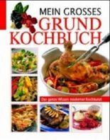 Grosses farbiges Grundkochbuch
