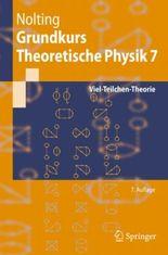 Grundkurs Theoretische Physik 7