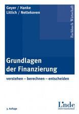 Grundlagen der Finanzierung