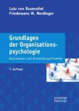 Grundlagen der Organisationspsychologie