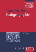 Grundriss Allgemeine Geographie: Stadtgeographie