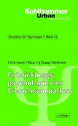 Grundriss der Psychologie / Entwicklungspsychologie des Erwachsenenalters