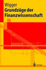 Grundzüge der Finanzwissenschaft