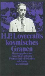 H. P. Lovecrafts kosmisches Grauen