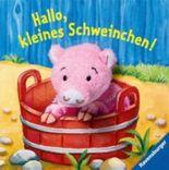 Hallo, kleines Schweinchen!