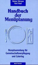 Handbuch der Menüplanung
