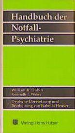 Handbuch der Notfall-Psychiatrie